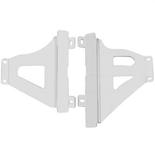 Protetor de Radiador Start Racing CRF 250R/RX 18/19 - Anodizado