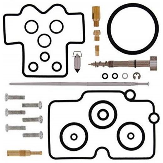 Reparo do Carburador BR Parts CRF 450 07/08