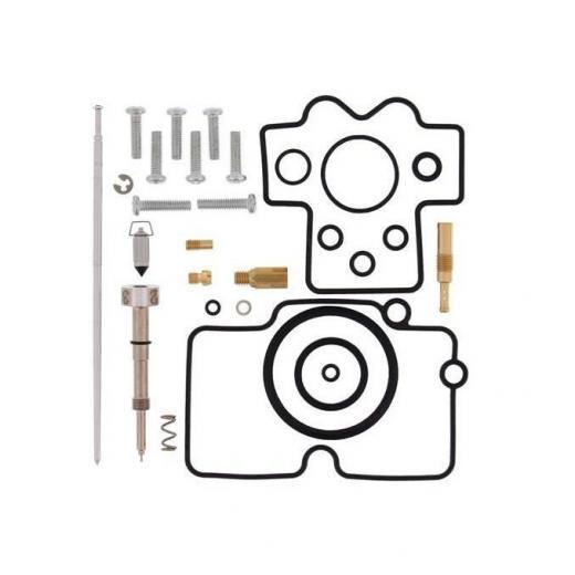 Reparo do Carburador BR Parts CRFX 250 04/06