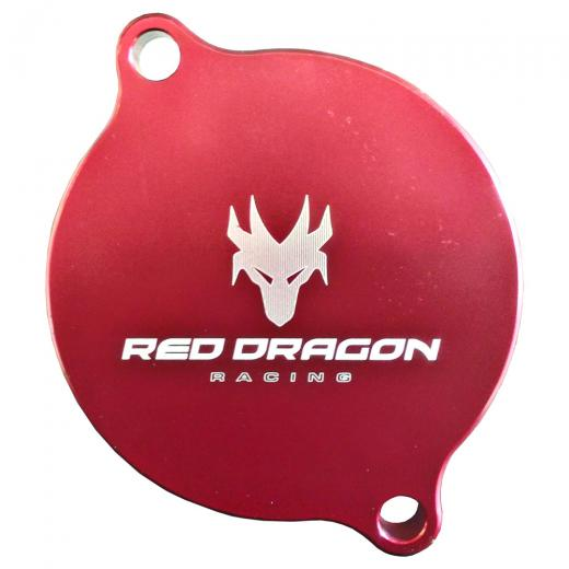 Tampa da Caixa de Engrenagens Red Dragon CRF 230