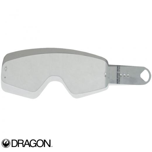 Tear Off Dragon NFX Laminado - 10 Unidades