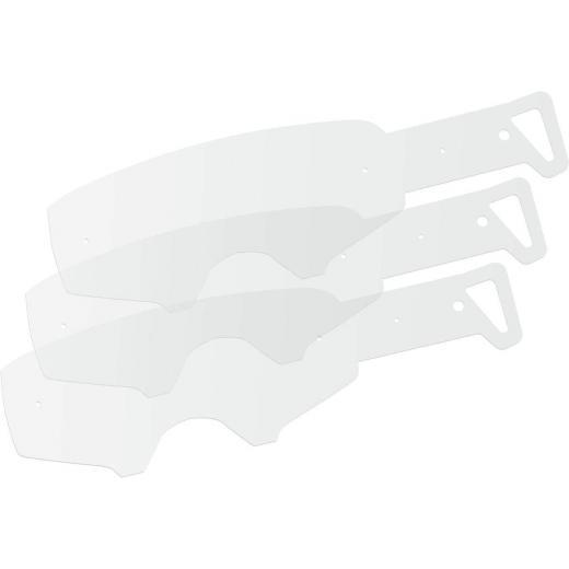 Tear Off Leatt Standard Transparente 20 Unidades